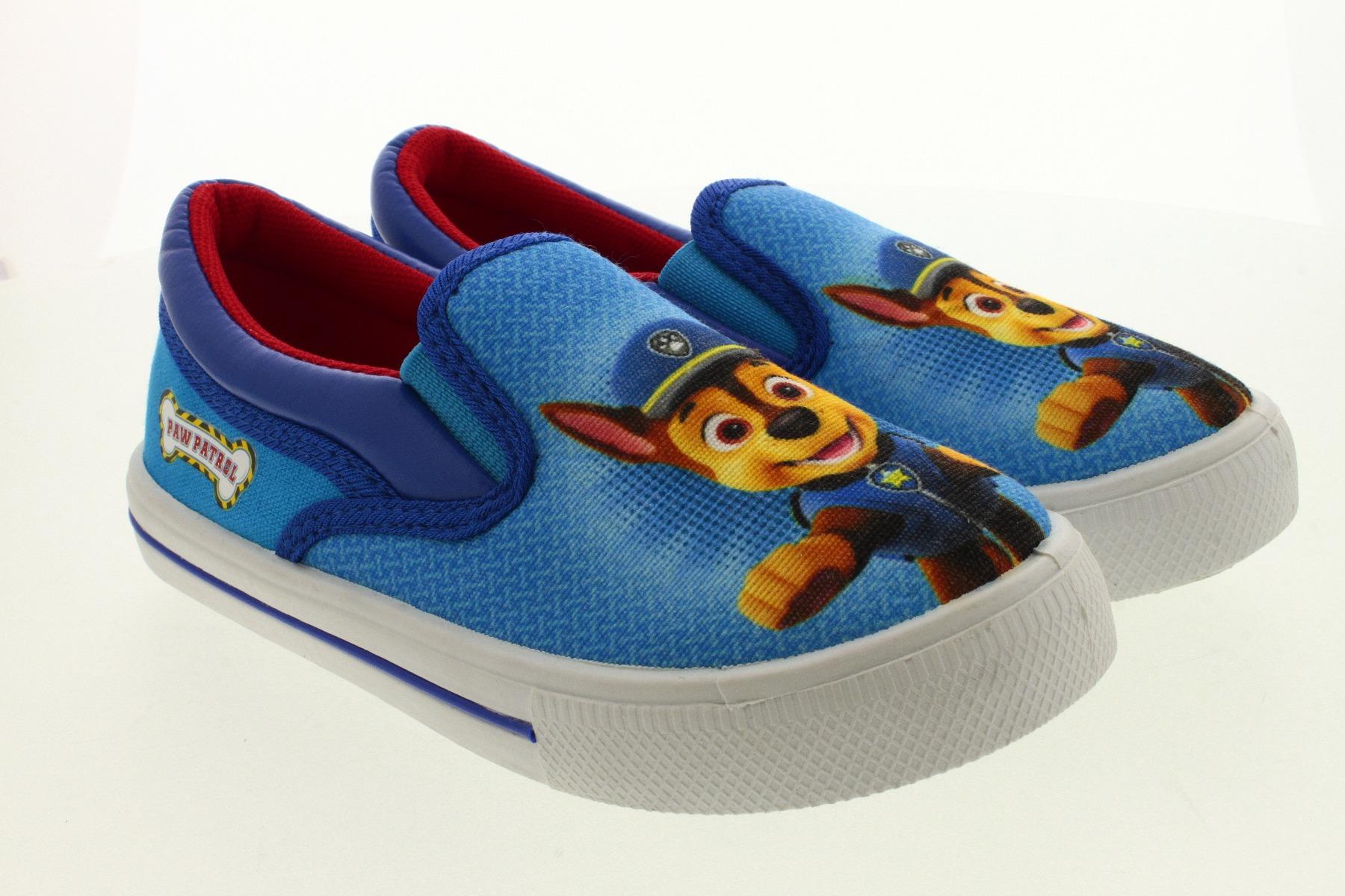 Pantofi sport Paw Patrol, Albastru