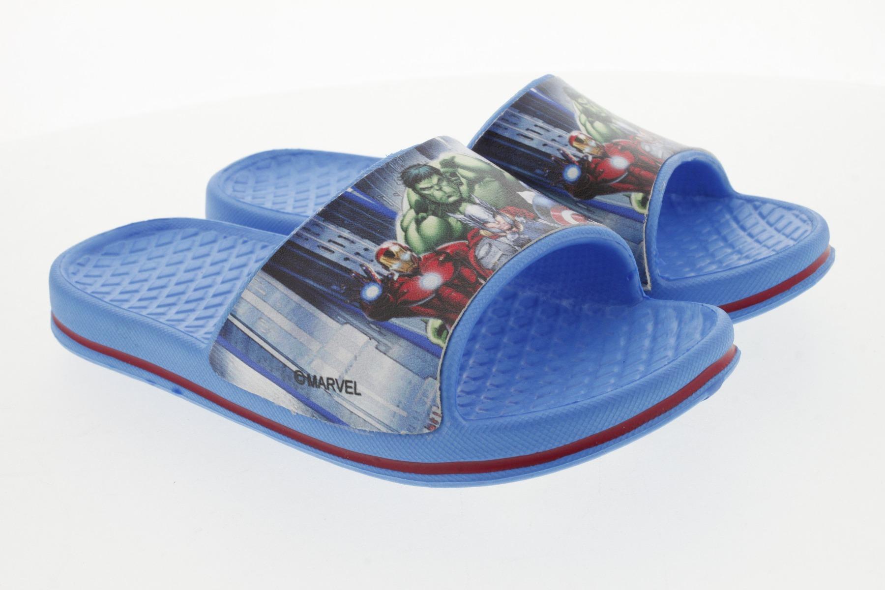 Papuci plaja Avengers