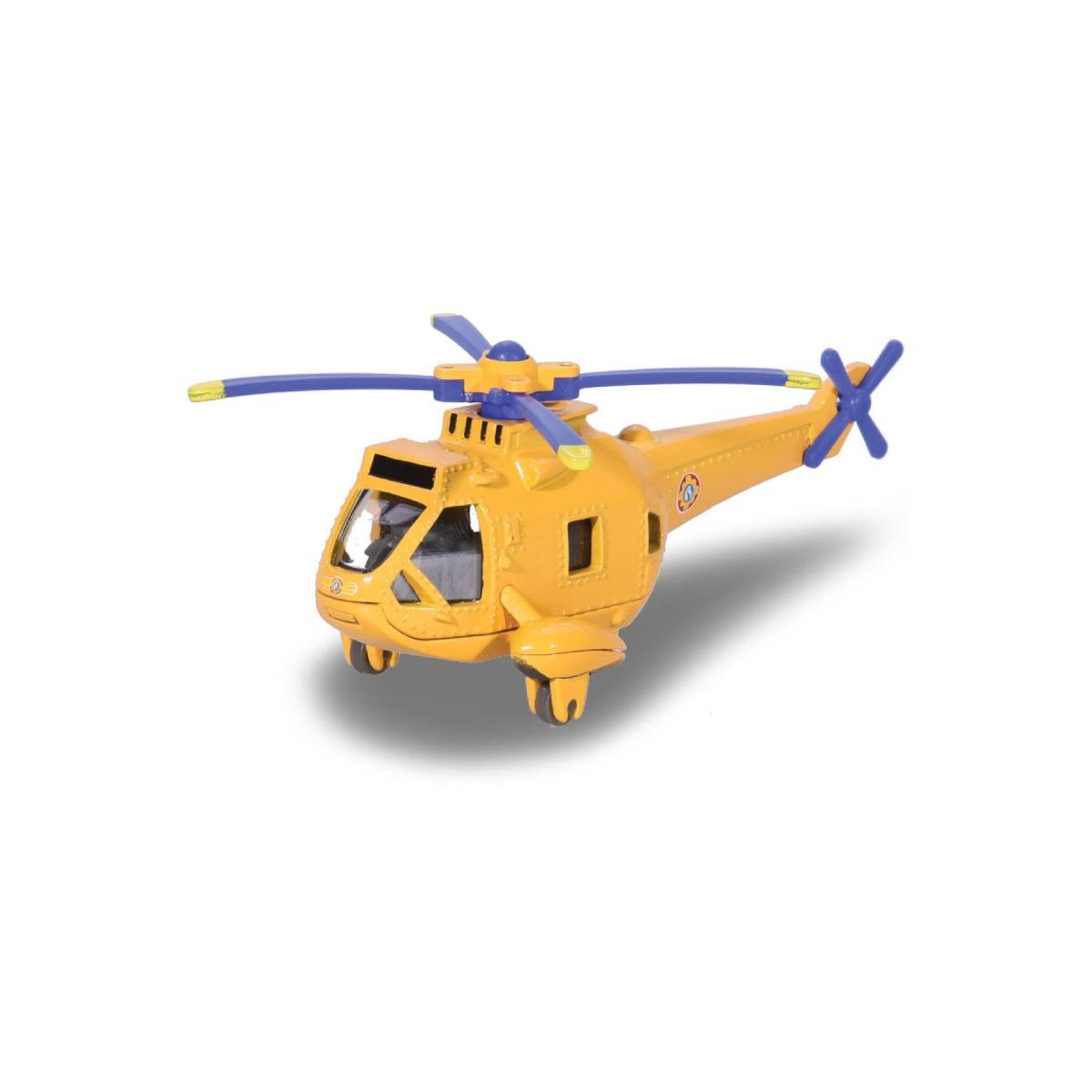 Elicopter din metal Pompierul Sam, Wallaby 2, 7 cm
