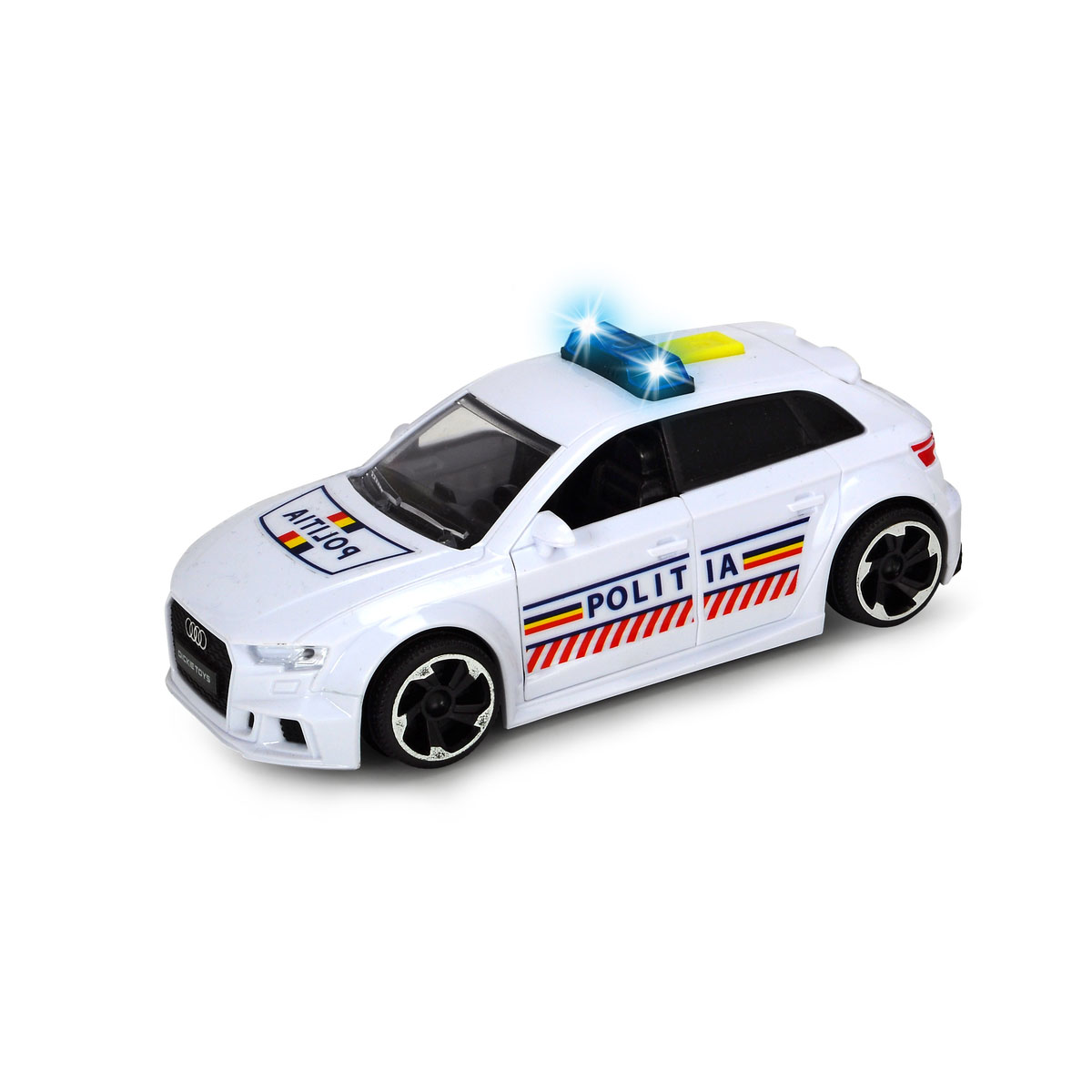 Masinuta Politia Romana Audi RS3 Dickie