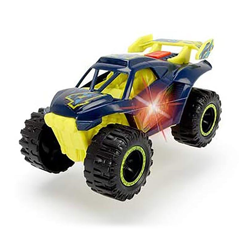 Masinuta de jucarie Dickie Toys Racing, Purple