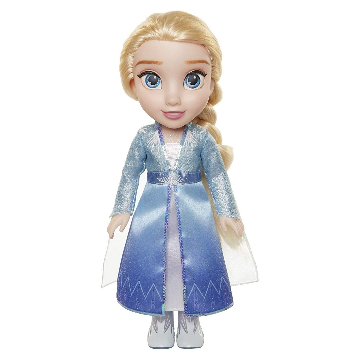 Papusa Disney Frozen 2, Elsa Travel