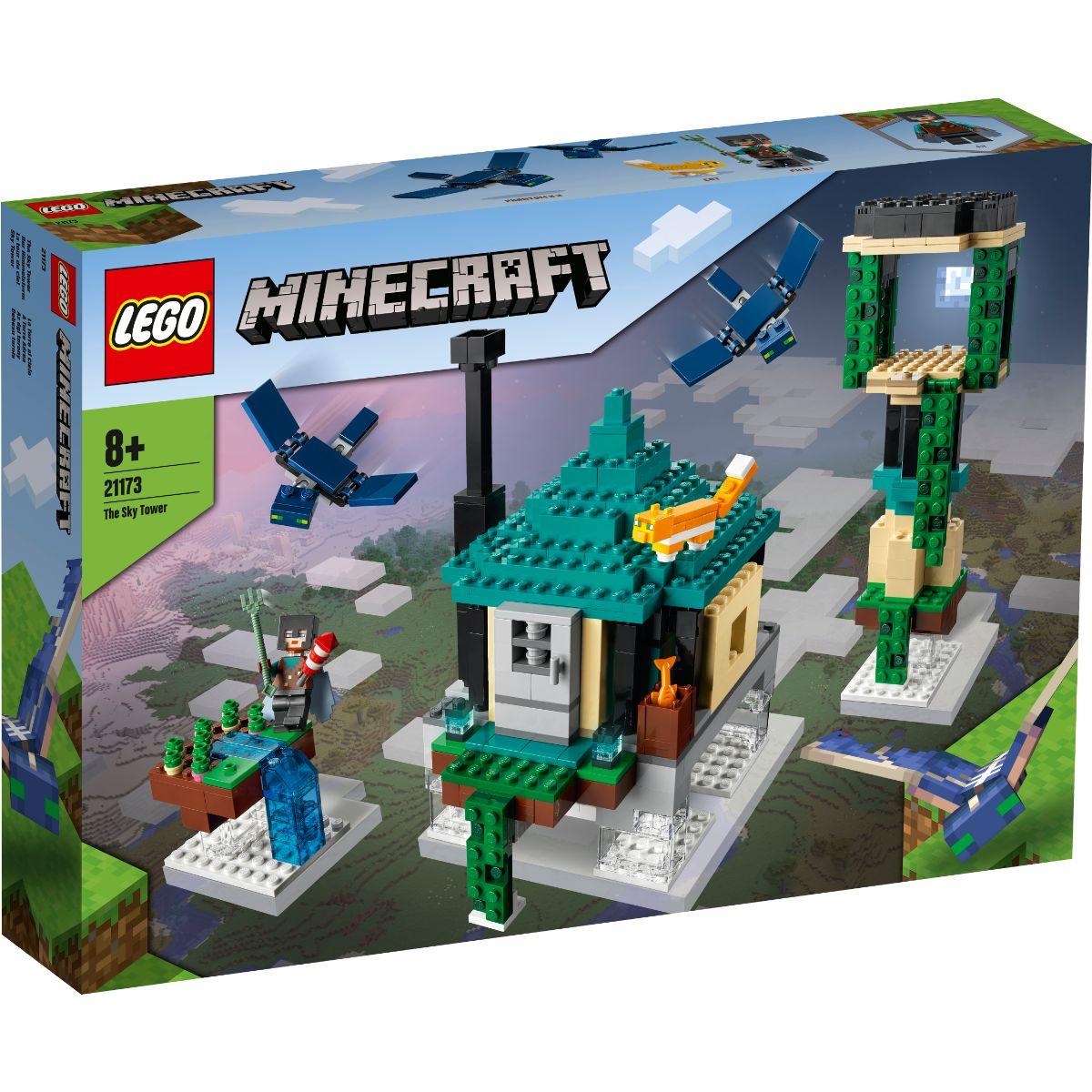 LEGO® Minecraft - Turnul de telecomunicatii (21173)