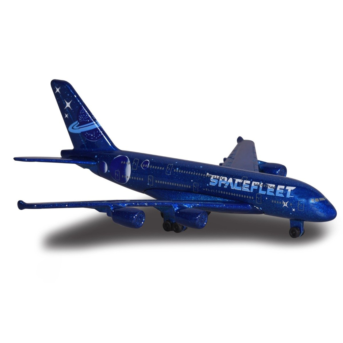Avion Fantasy Airplane Majorette, Spacefleet, 13 cm