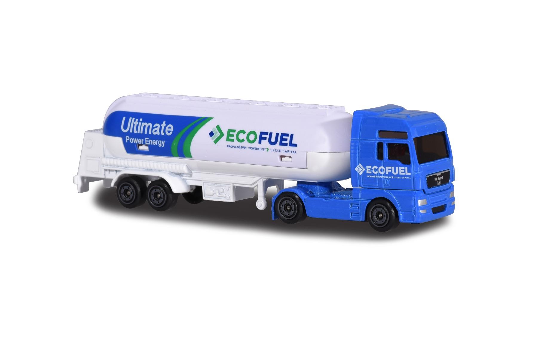 Camion de jucarie Majorette, Ecofuel