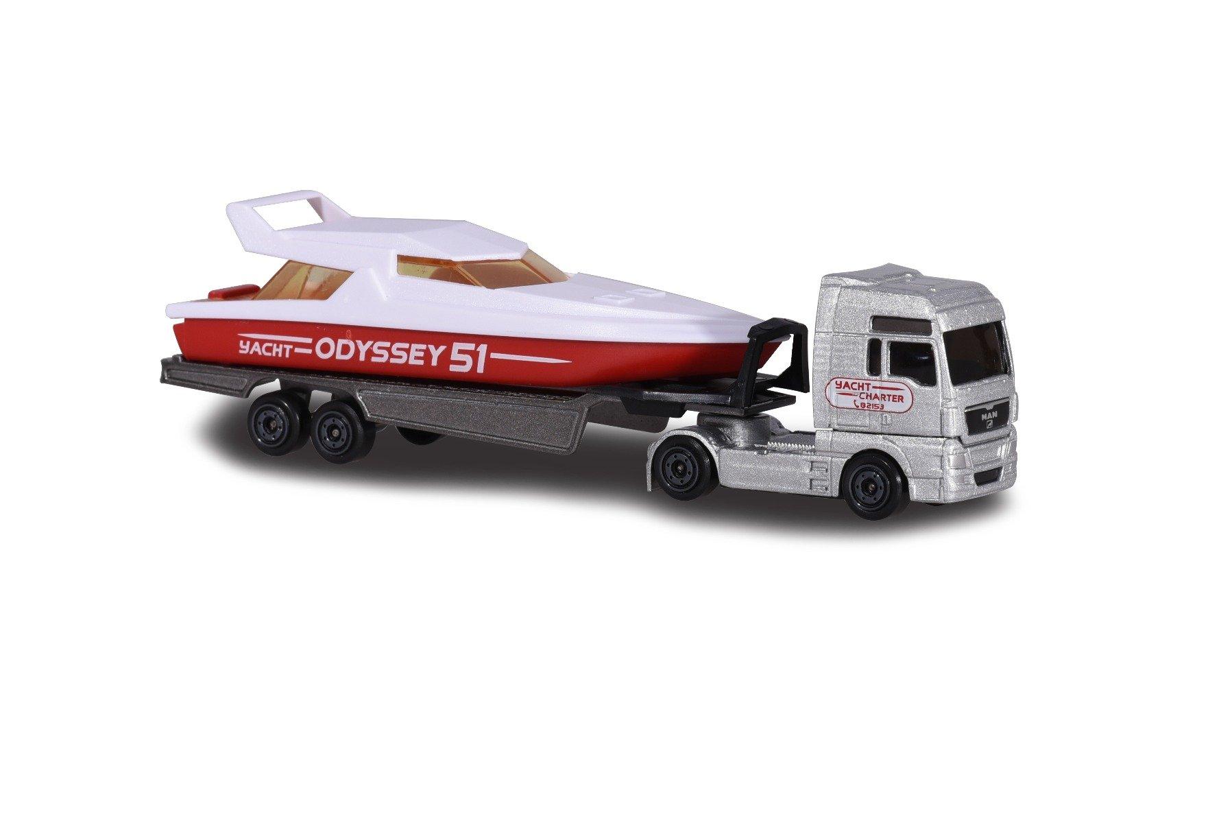 Camion de jucarie Majorette, Yacht Odyssey 51