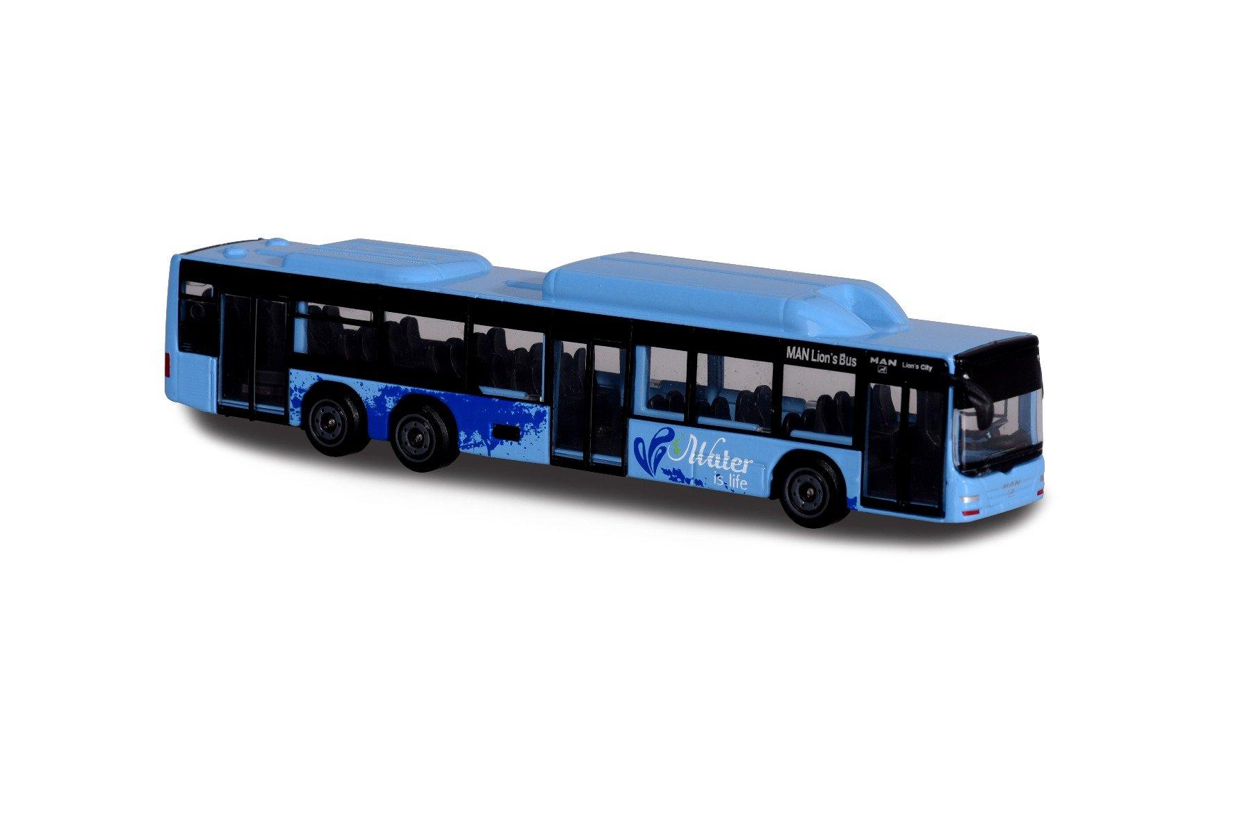 Autobuz de jucarie Majorette, Water Is Life