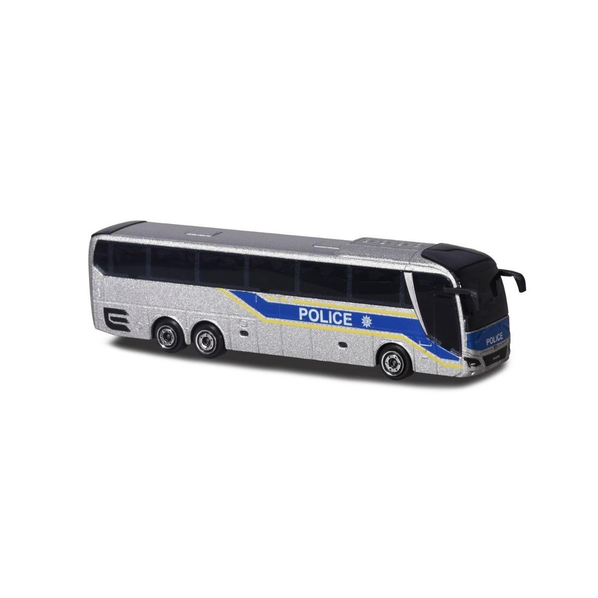 Autobuz de jucarie, Majorette, police