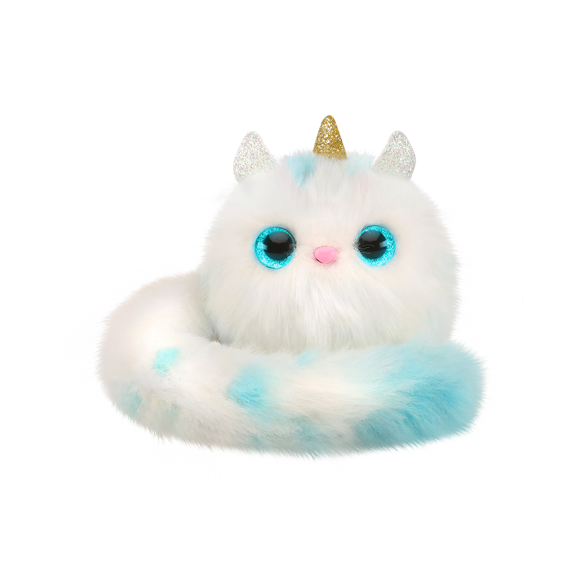 Jucarie de plus interactiva Pomsies Unicorn S3
