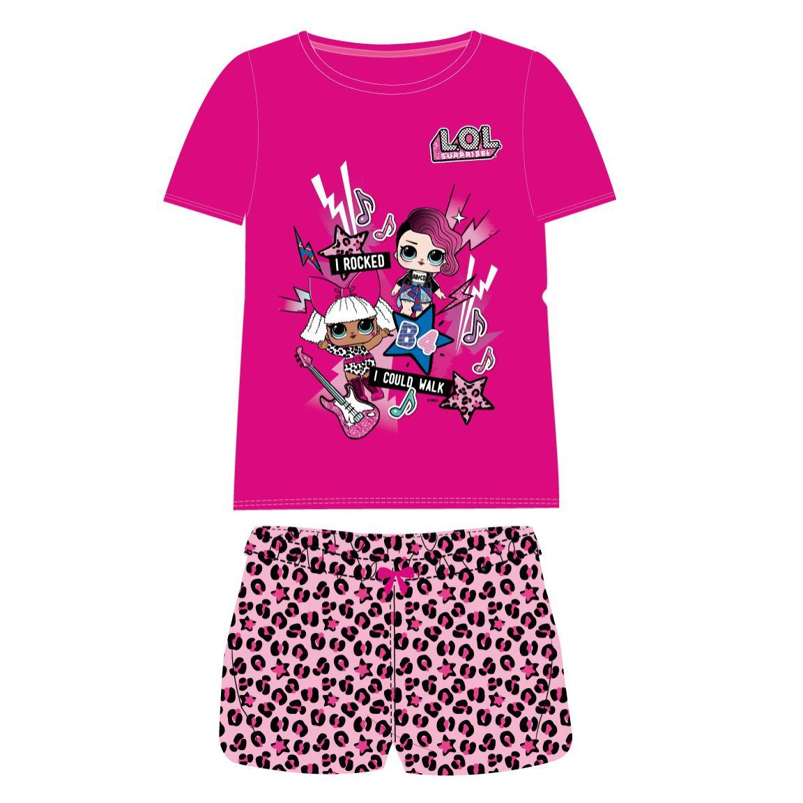 Pijama din doua piese, LOL