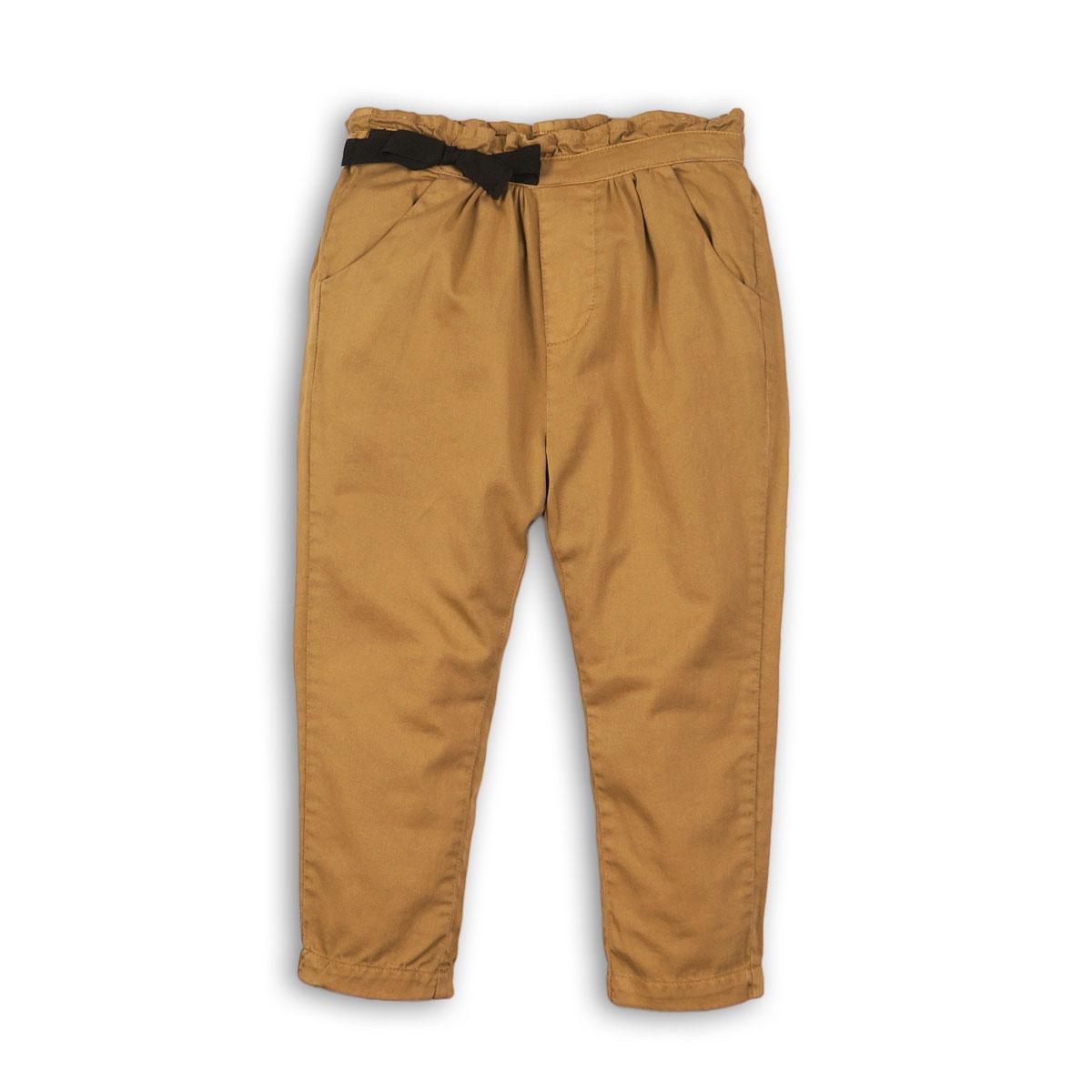 Pantaloni cu talie elastica si funda, Minoti Funhouse