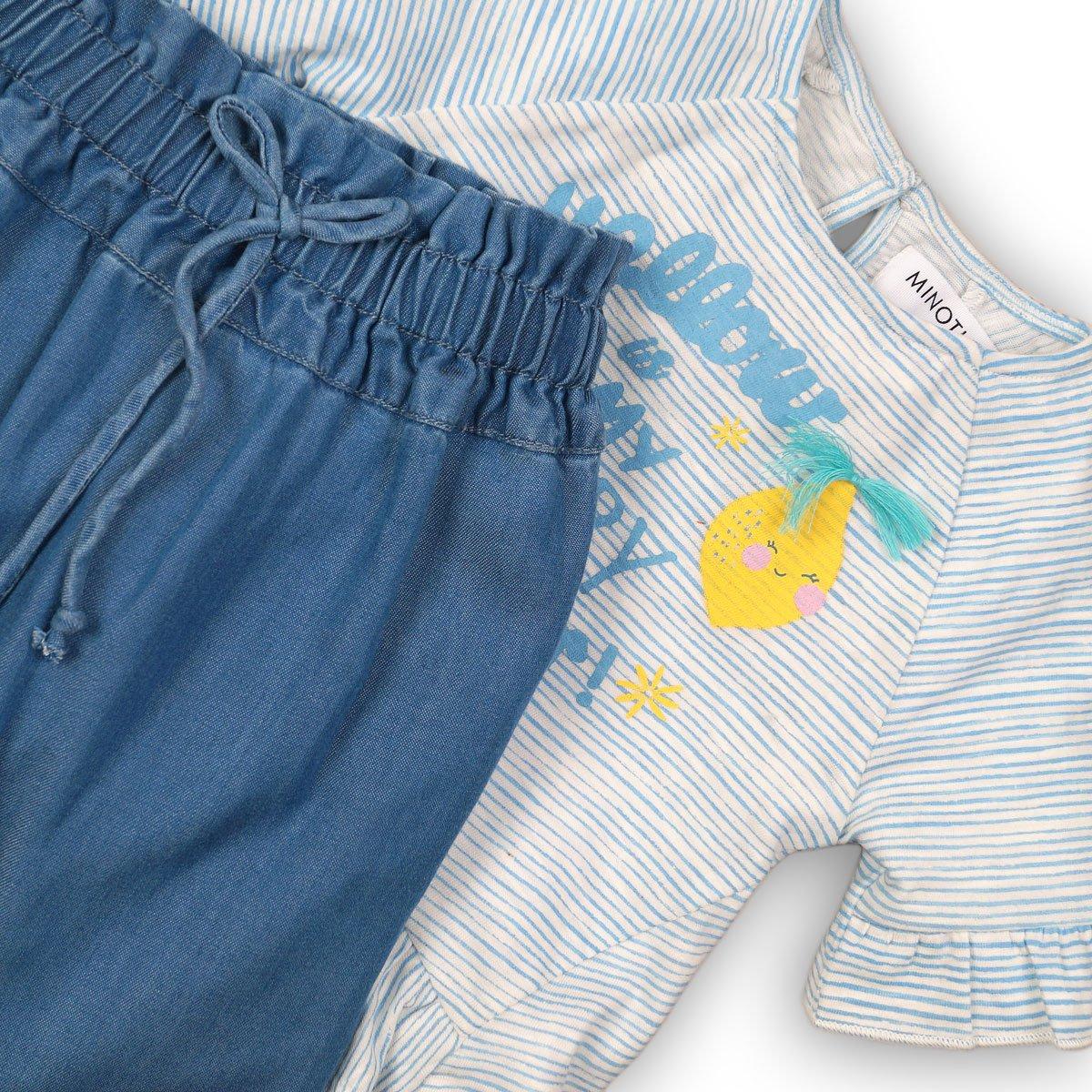 Set tricou si pantaloni Minoti Funhouse, 22331271 imagine