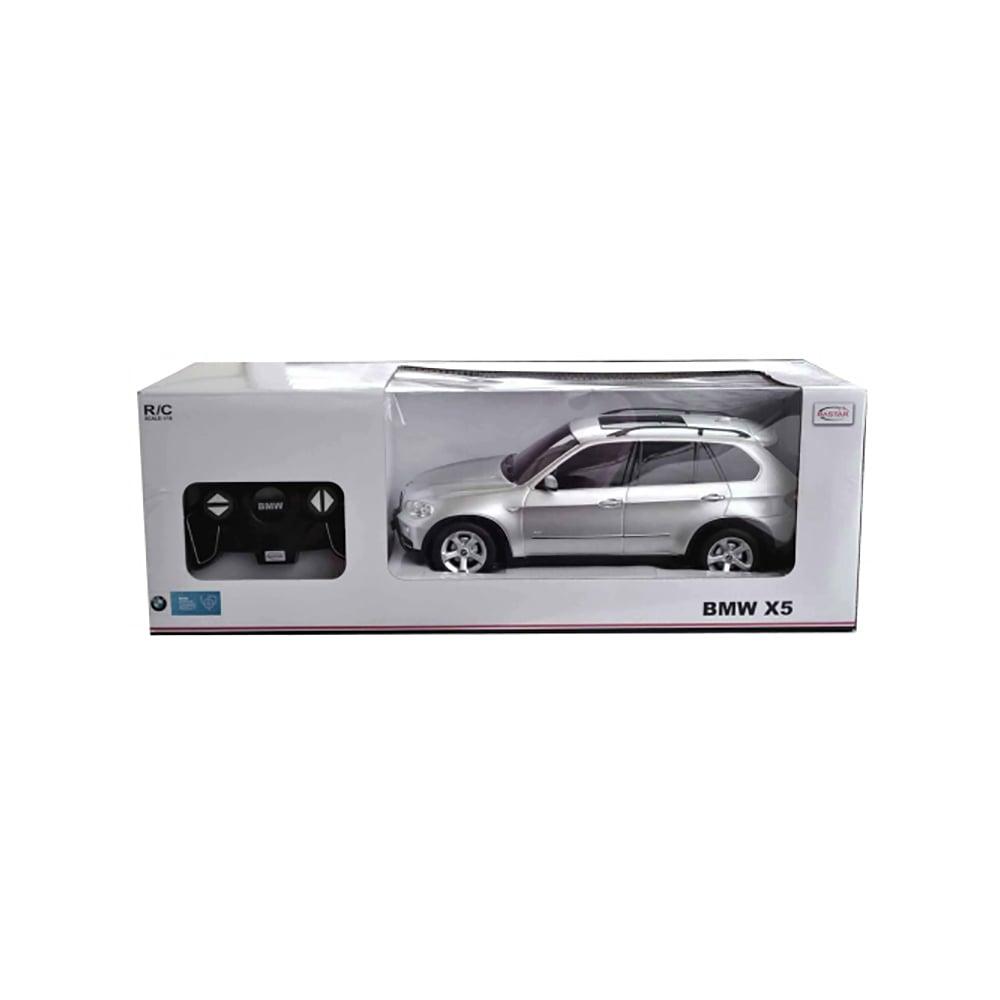 masina cu telecomanda rastar bmw x5 1:18