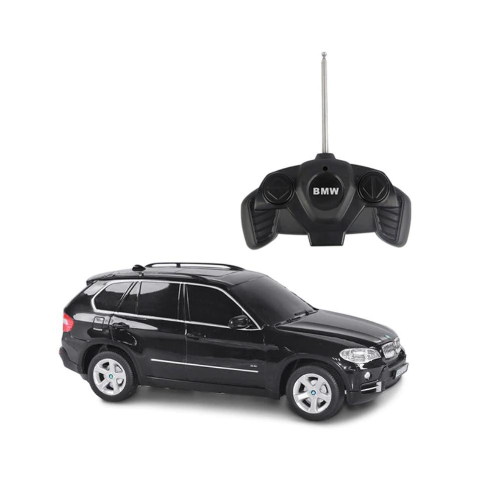 Masina cu telecomanda Rastar BMW X5, 1:18, Negru