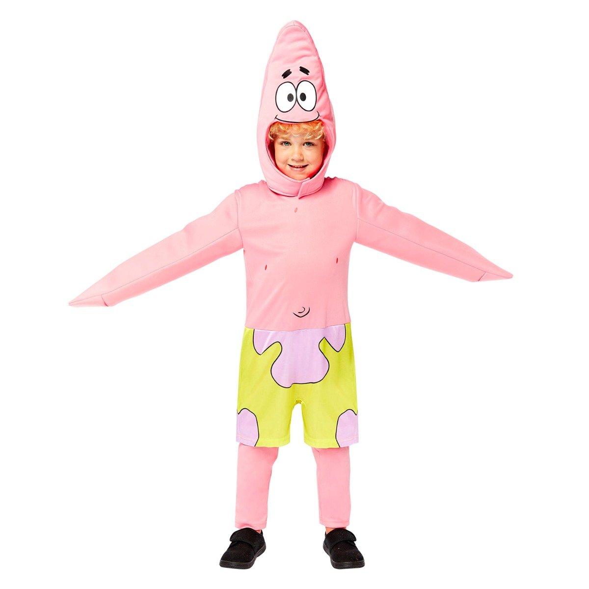 Costum de petrecere Sponge Bob Patrick