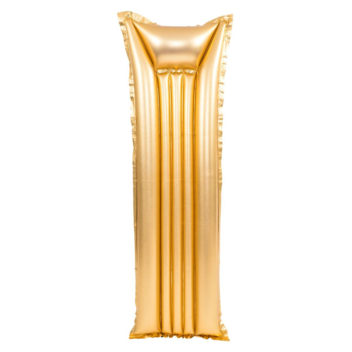 Saltea gonflabila Jilong, Golden, 183 x 69 cm