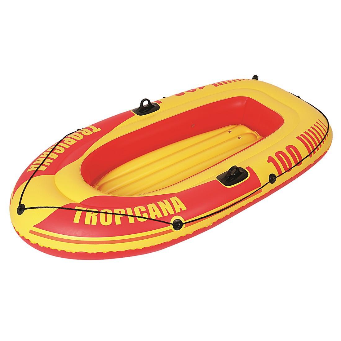 Barca Gonflabila Jilong, Tropicana, 185 X 98 X 28 Cm