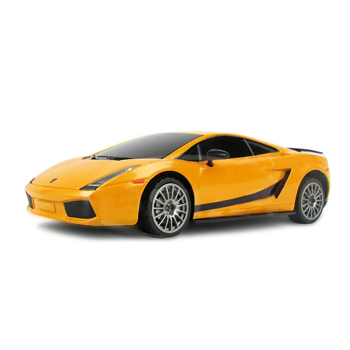 Masinuta cu telecomanda Rastar Lamborghini Superleggera, Galben, 1:24