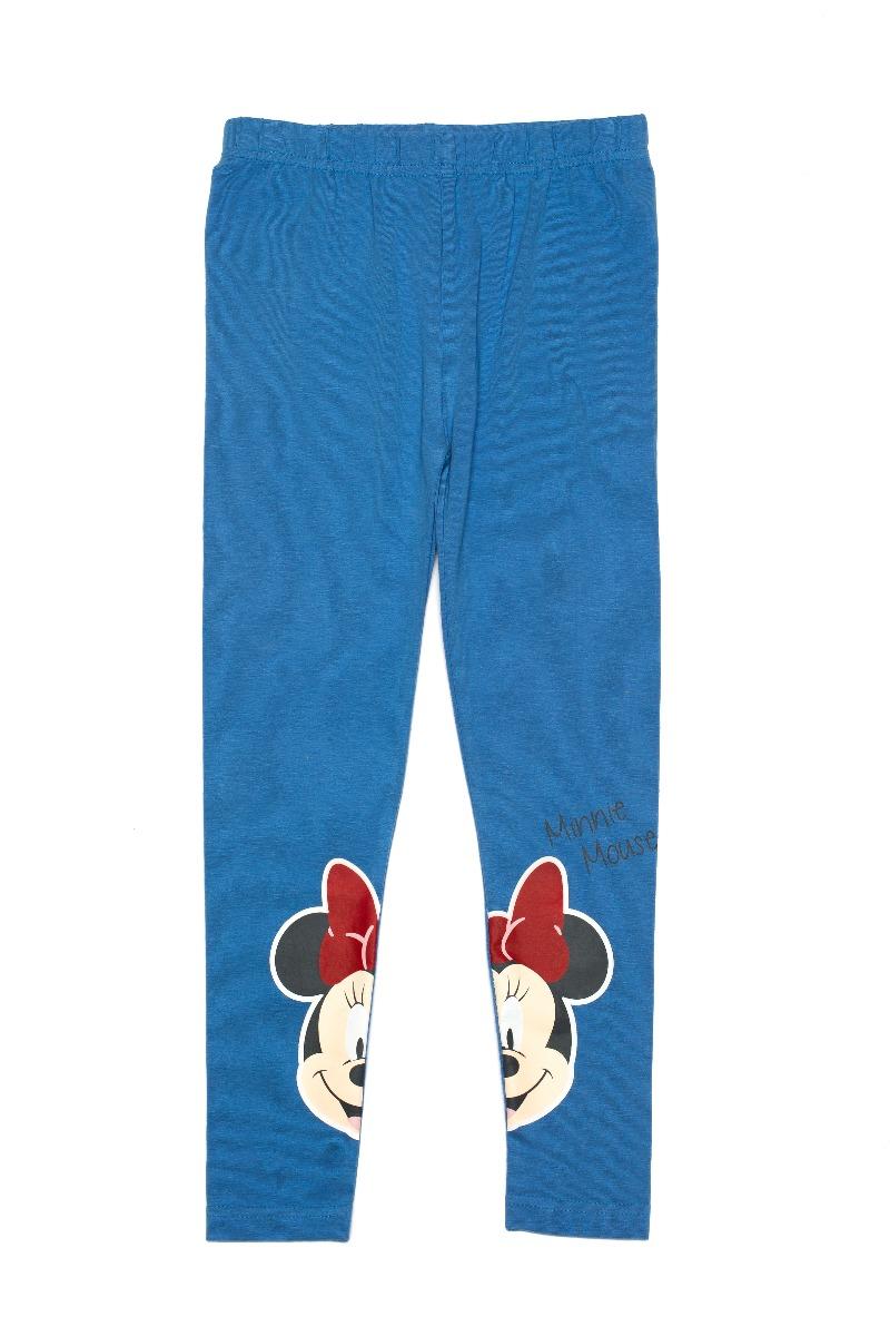 Colanti cu imprimeu Disney Minnie Mouse, Albastru