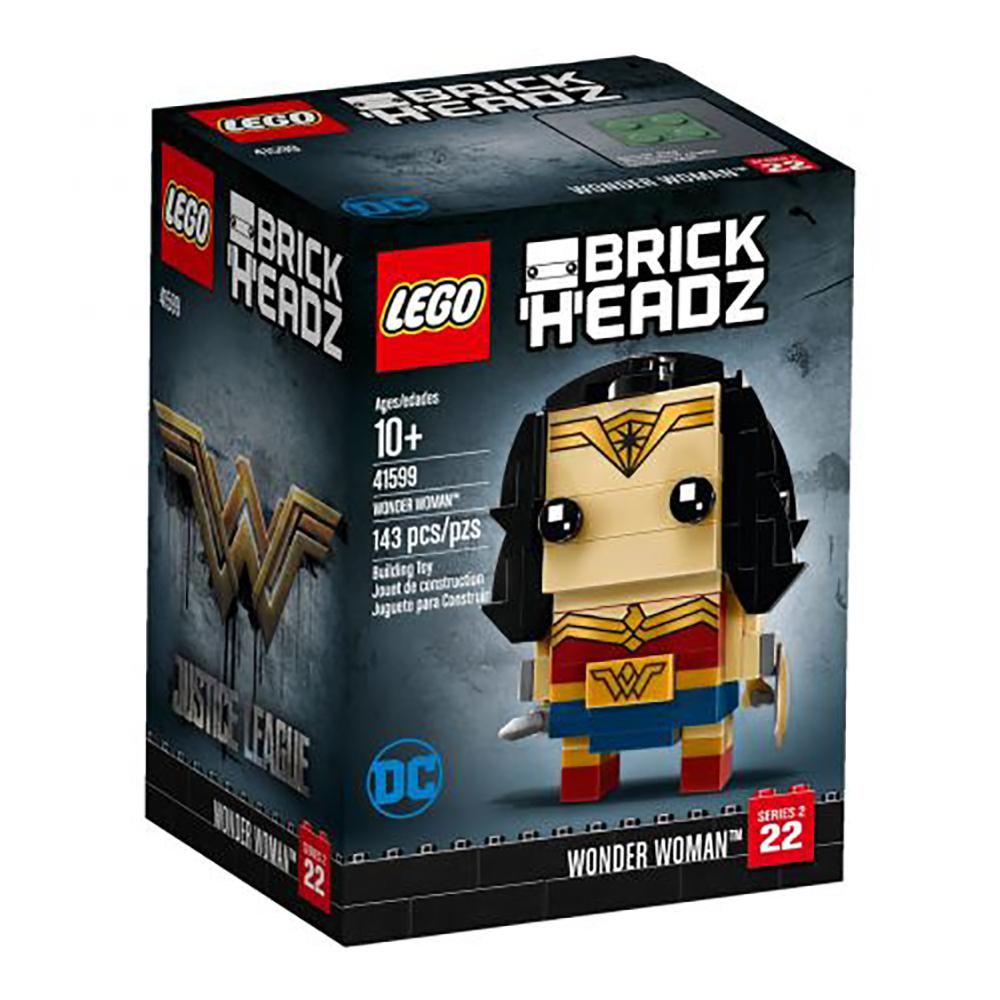lego® brickheadz wonder woman (41599)