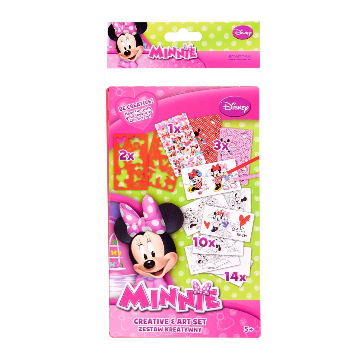 Set creativ Starpak Disney Minnie Mouse