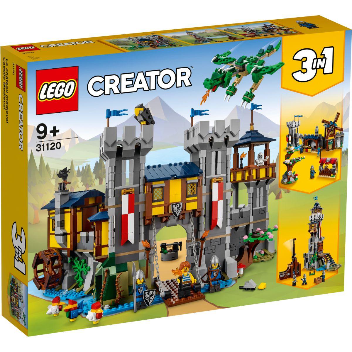 LEGO® Creator - Castel medieval (31120)