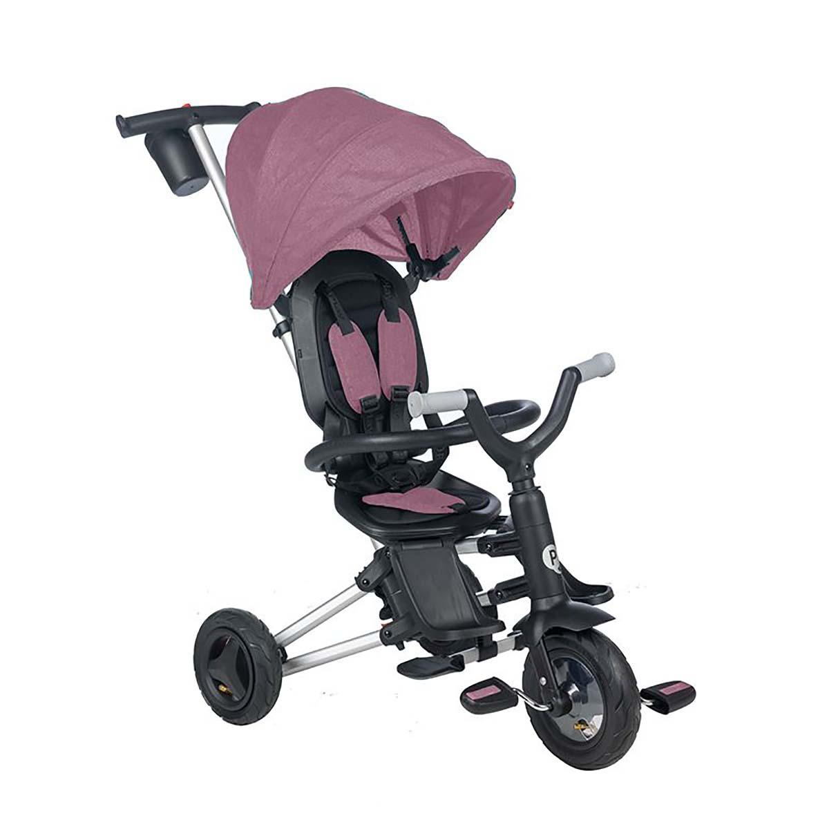 Tricicleta ultrapliabila Qplay Nova, Violet