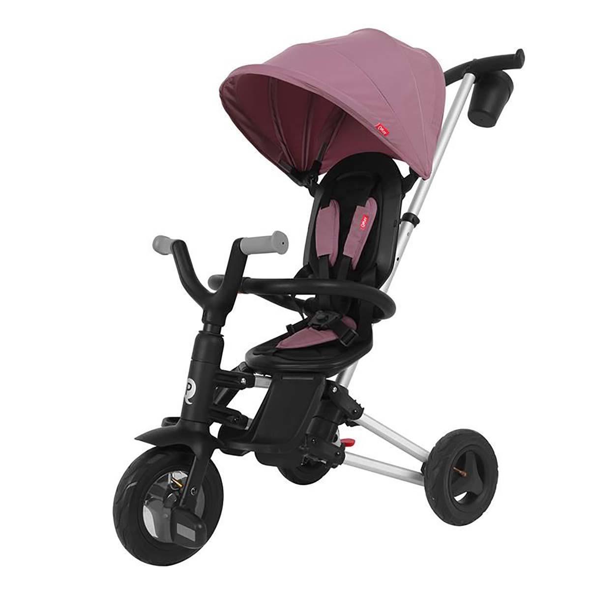 Tricicleta ultrapliabila Qplay Nova Air, Violet