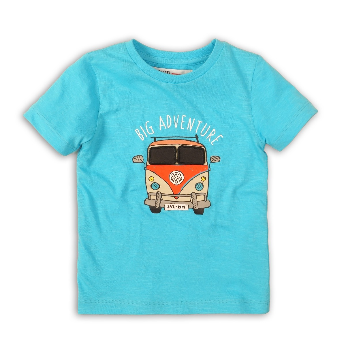 Tricou cu maneca scurta Minoti Big Adventure Jeep