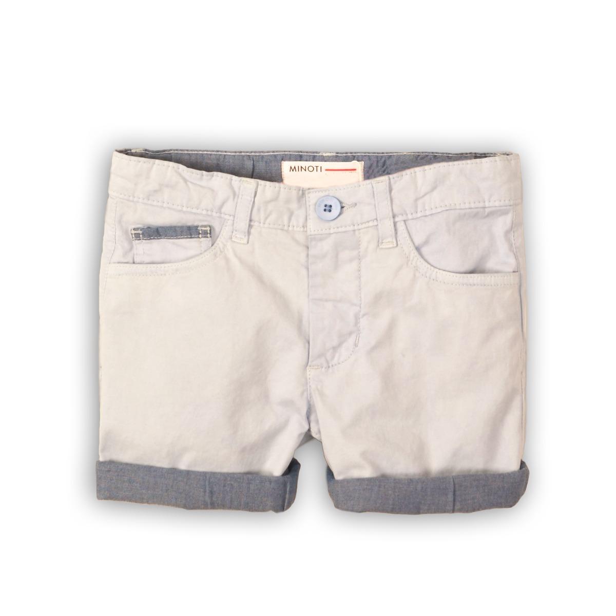 Pantaloni scurti cu buzunare Minoti Salt imagine
