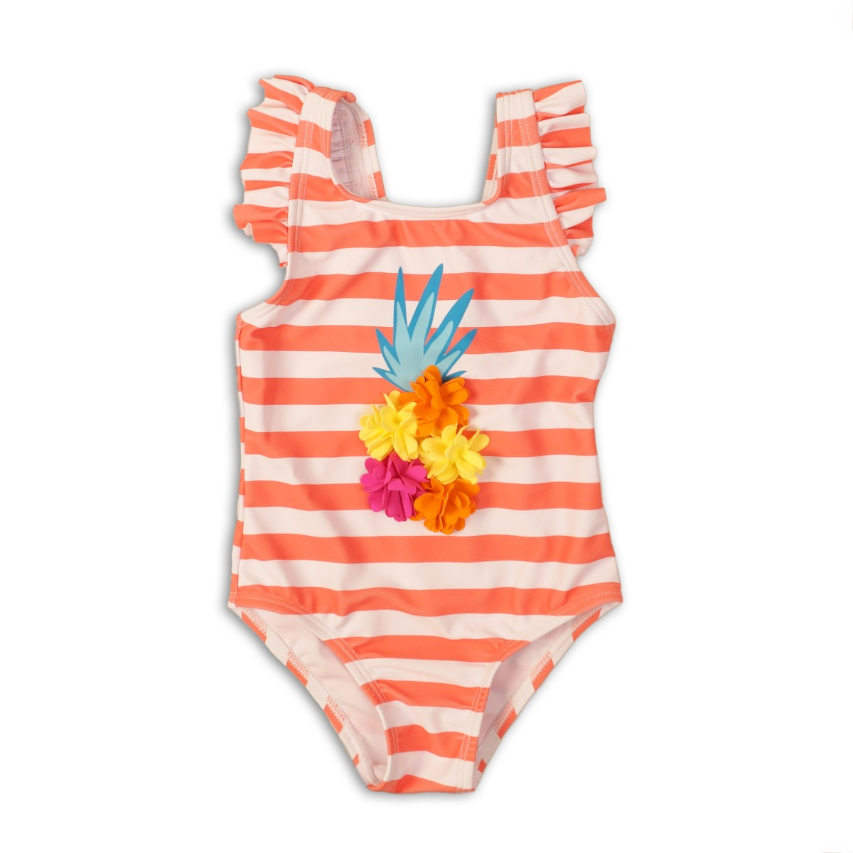 Costum de baie cu volane Minoti Swim imagine