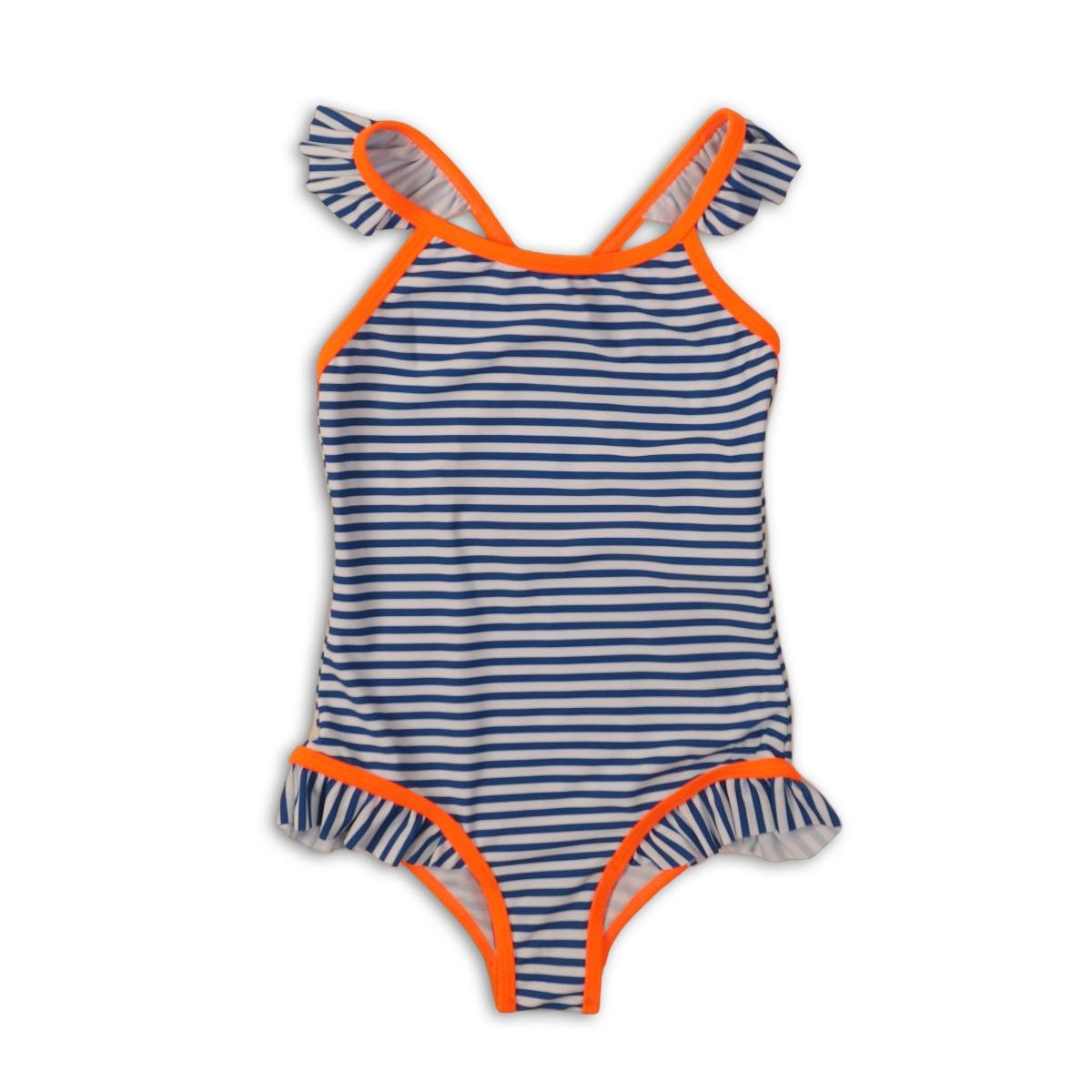 Costum de baie in dungi Minoti Swim imagine
