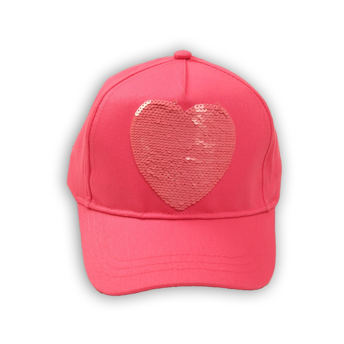 Sapca cu imprimeu Minoti Access Heart imagine