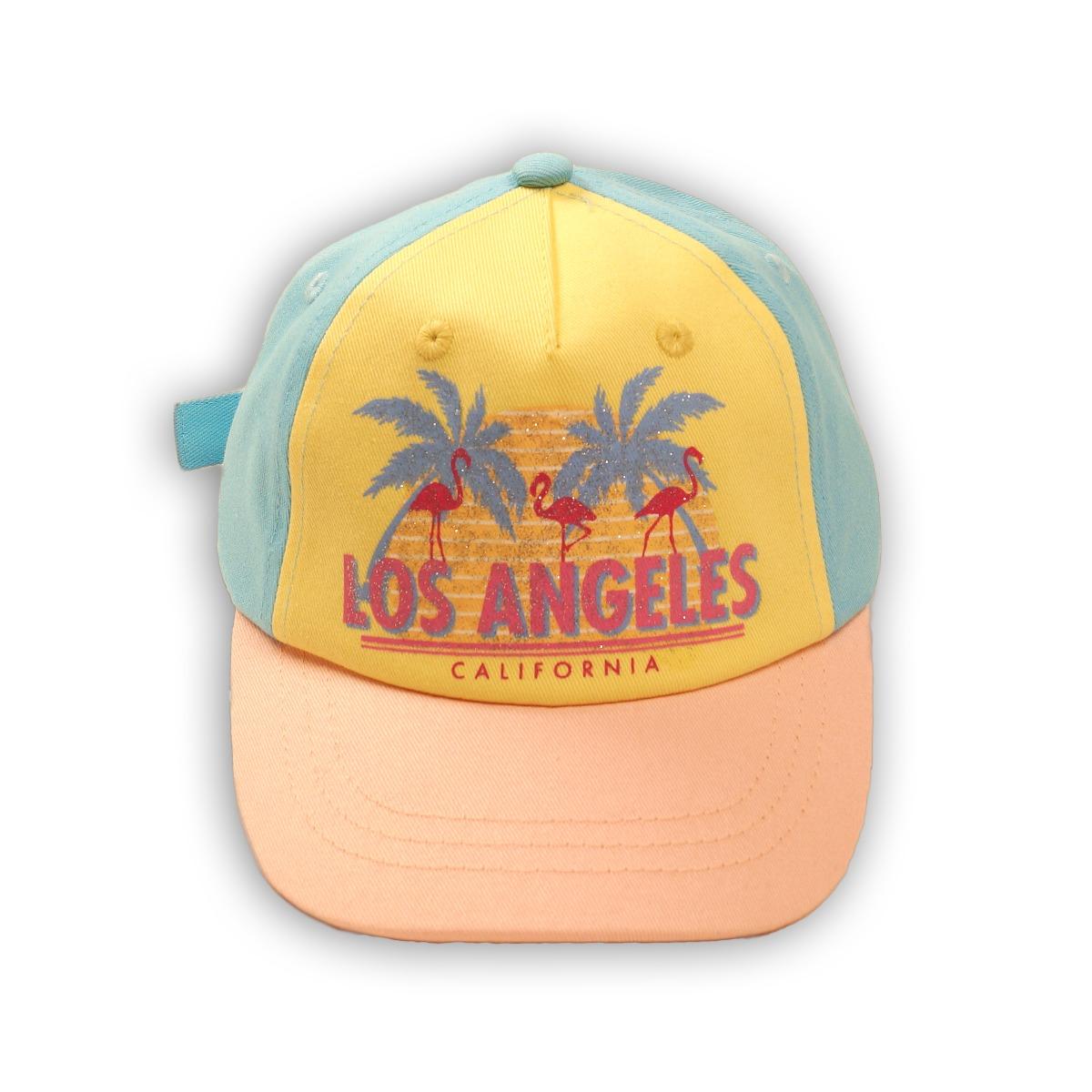 Sapca cu imprimeu Minoti Access Los Angeles California imagine