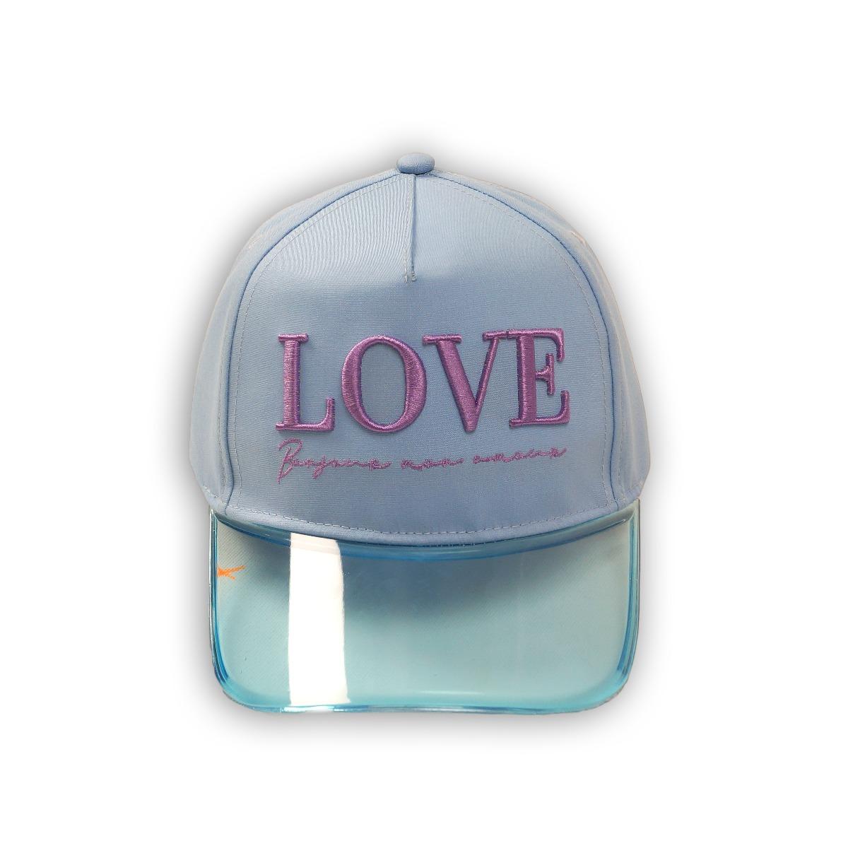 Sapca cu imprimeu Minoti Access Love imagine