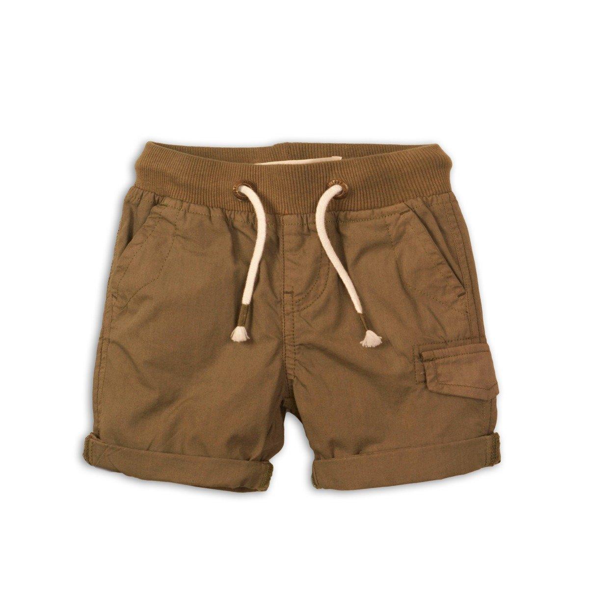 Pantaloni scurti cu banda elastica Minoti Short