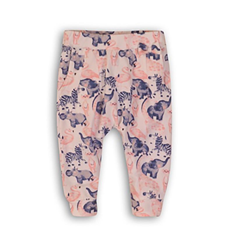 Pantaloni cu imprimeu total Dirkje