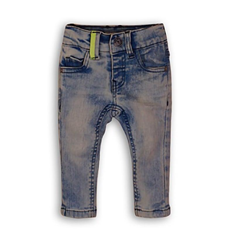 Pantaloni jeans lungi Dirkje imagine