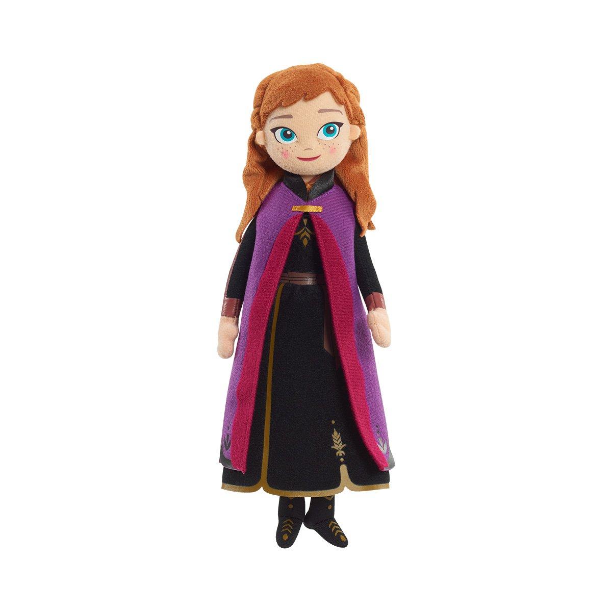 Jucarie de plus interactiva Disney Frozen 2, Anna