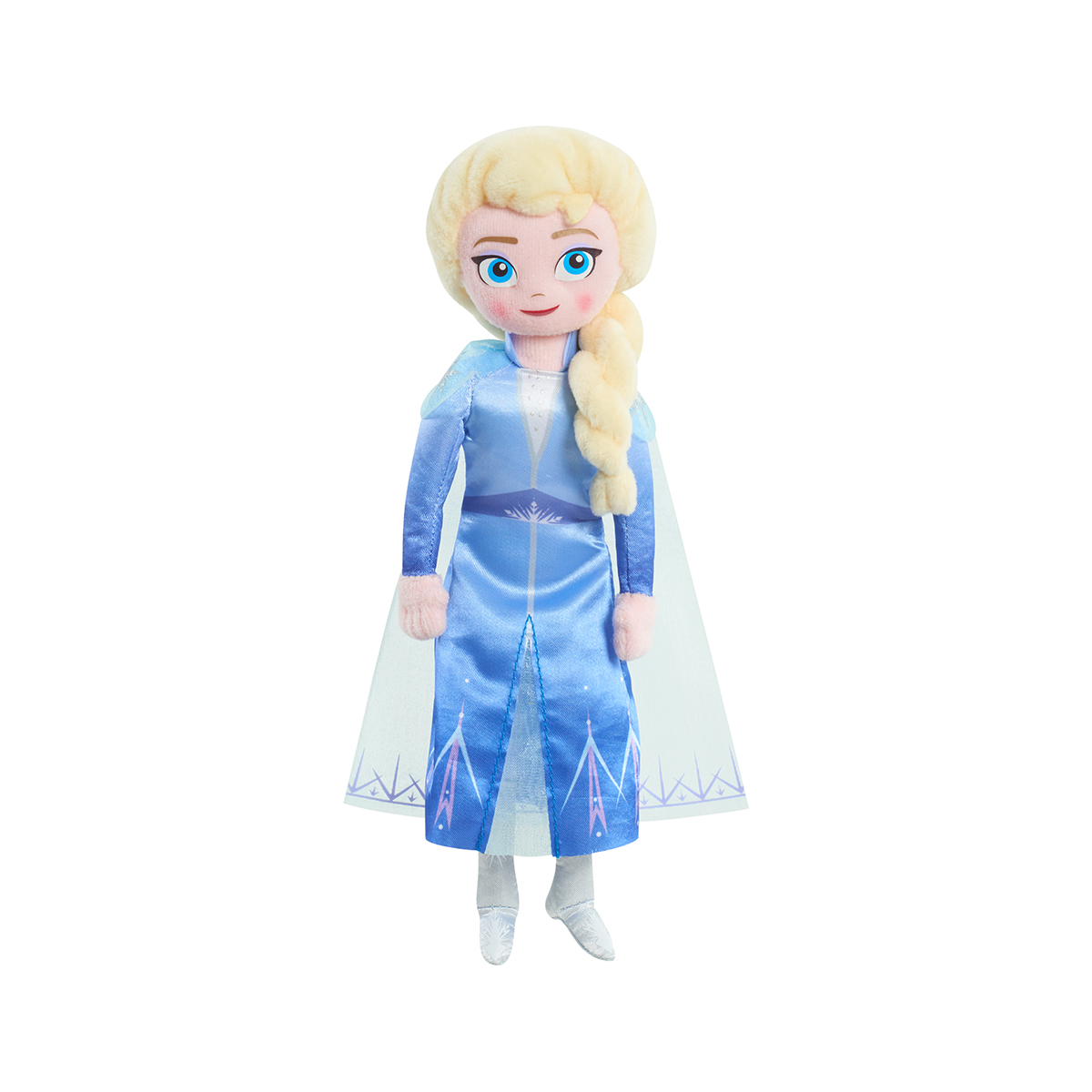 Jucarie de plus interactiva Disney Frozen 2, Elsa