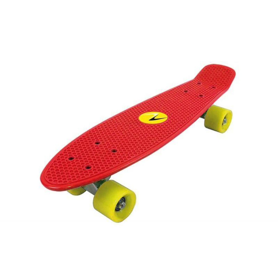 Skateboard penny board DHS Nextreme Freedom, rosu imagine