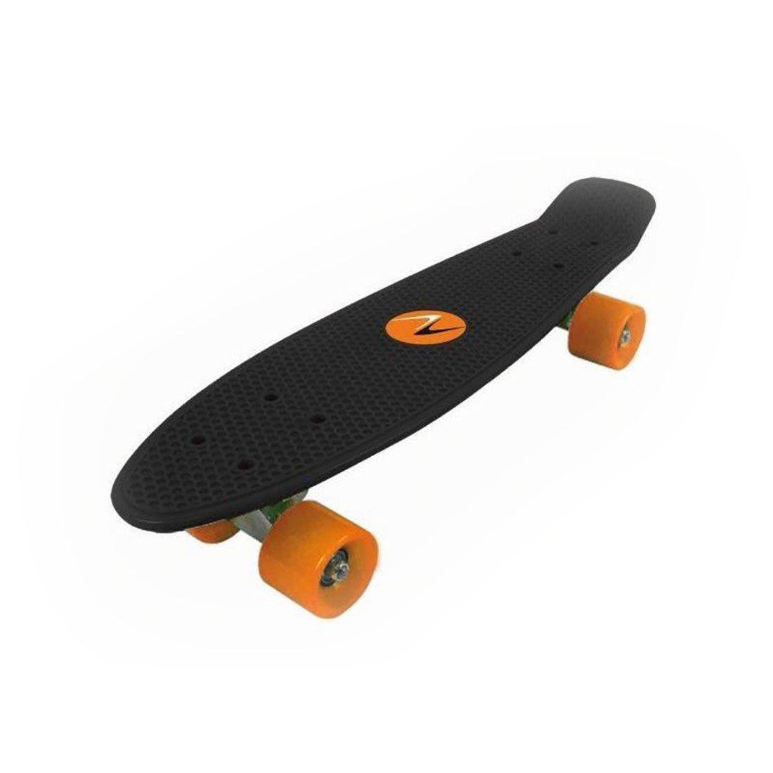 Skateboard penny board DHS Nextreme Freedom, negru imagine