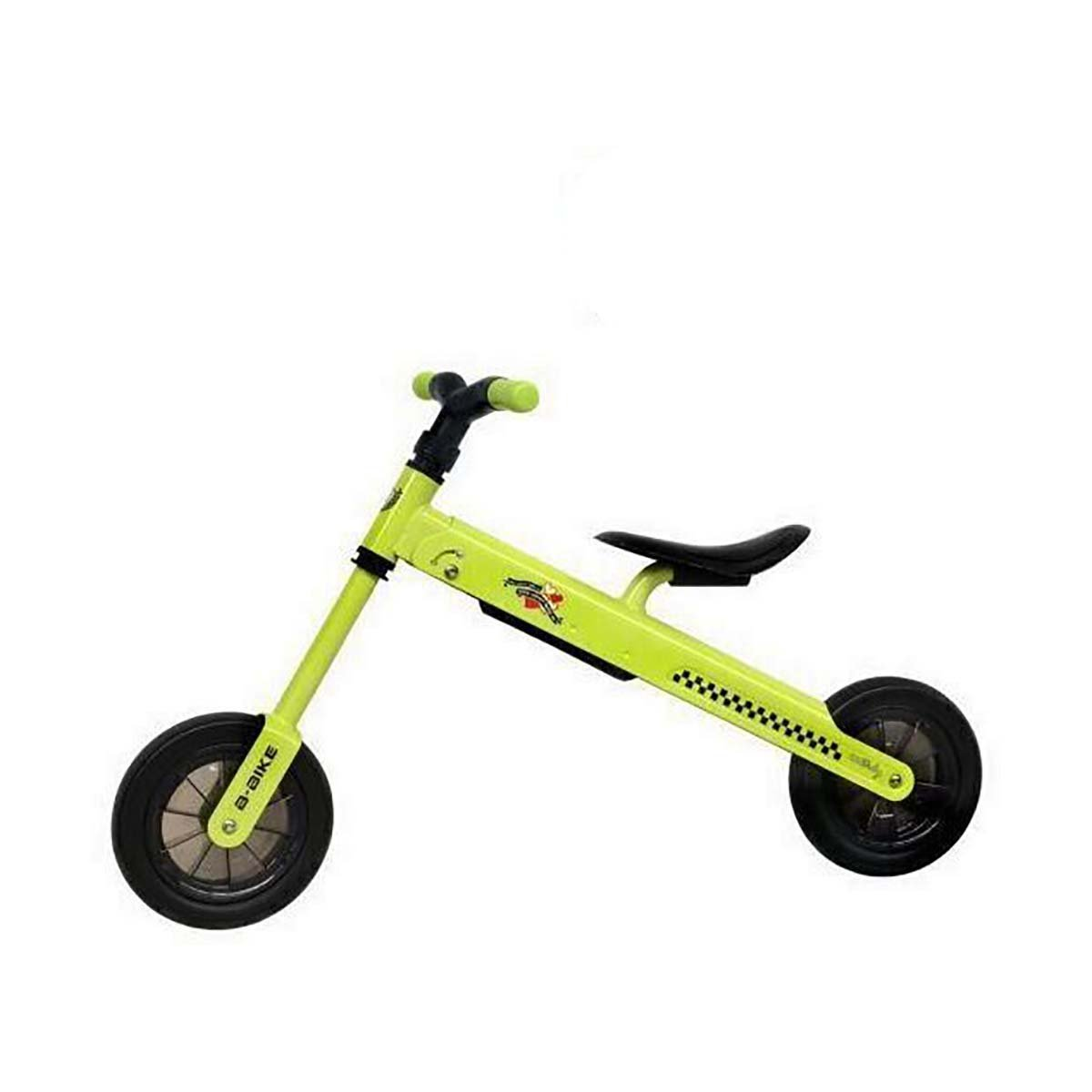 Bicicleta fara pedale B-Bike DHS Baby, Verde