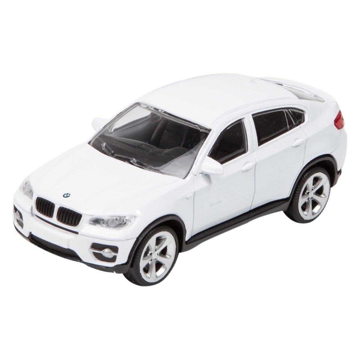 Masinuta Rastar BMW X6, 1:43, Alb