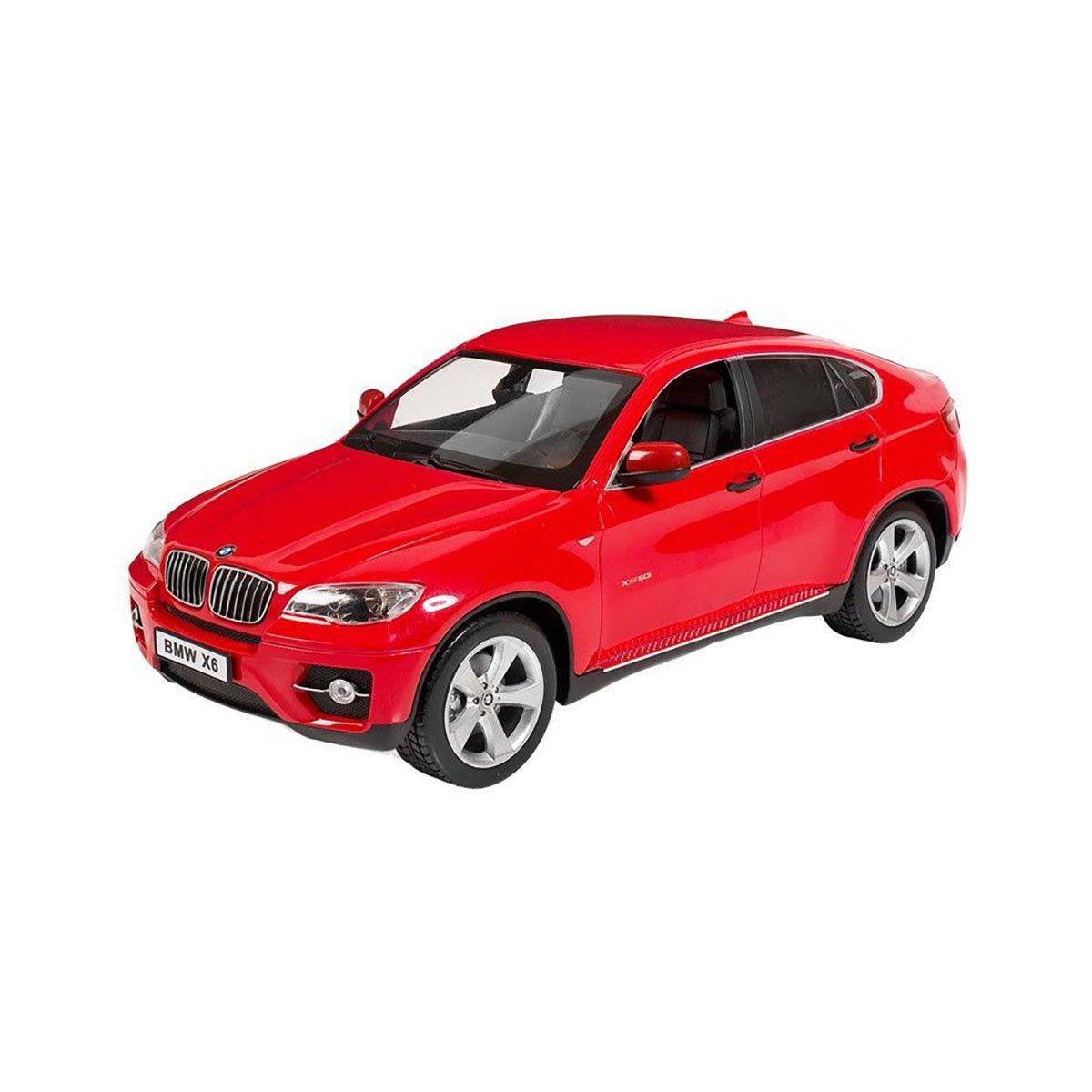 Masinuta Rastar BMW X6, 1:43, Rosu