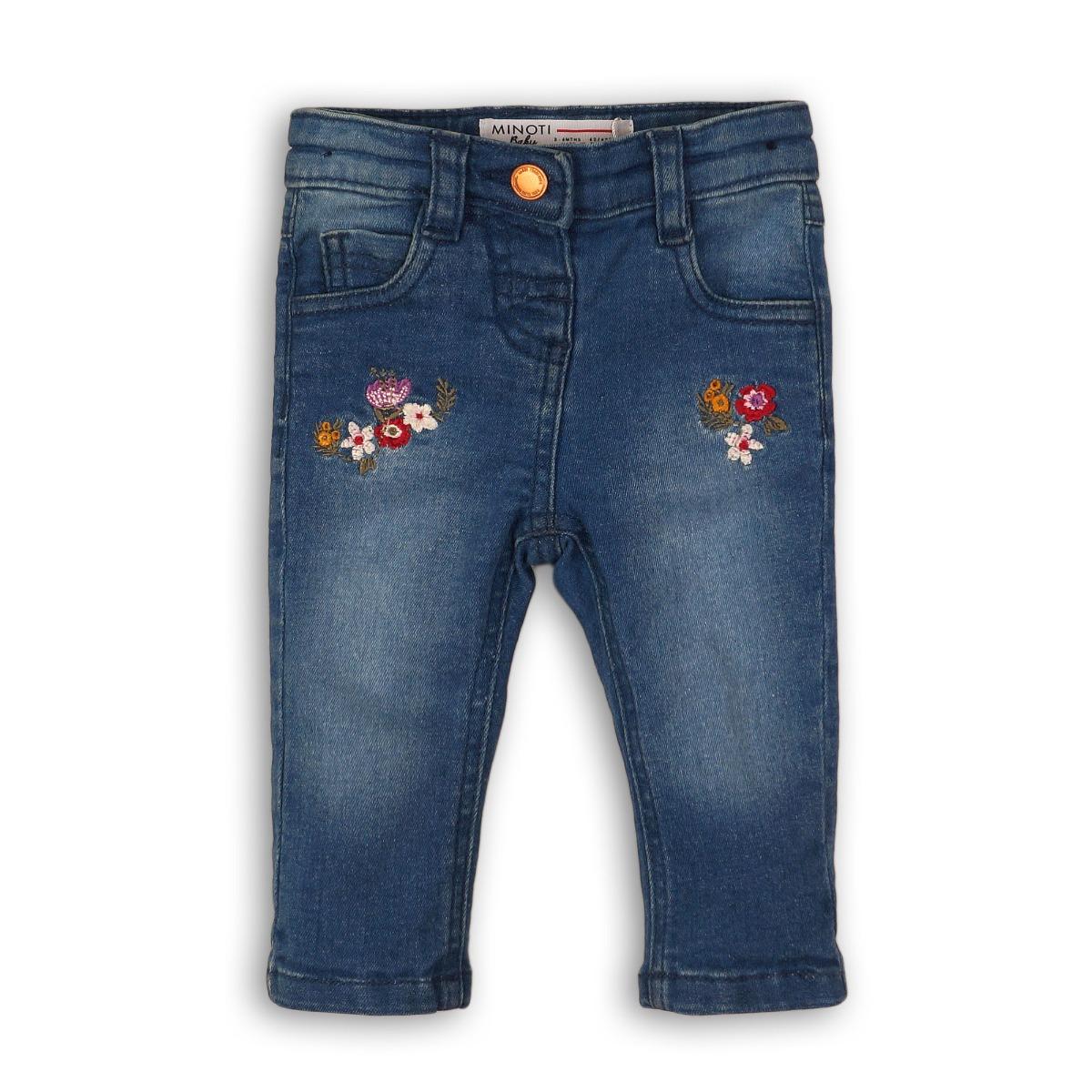 Pantaloni jeans skinny denim Minoti Deer