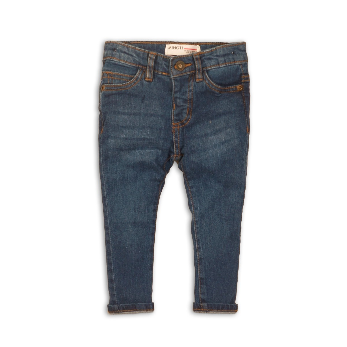 Pantaloni jeans skinny denim Minoti North