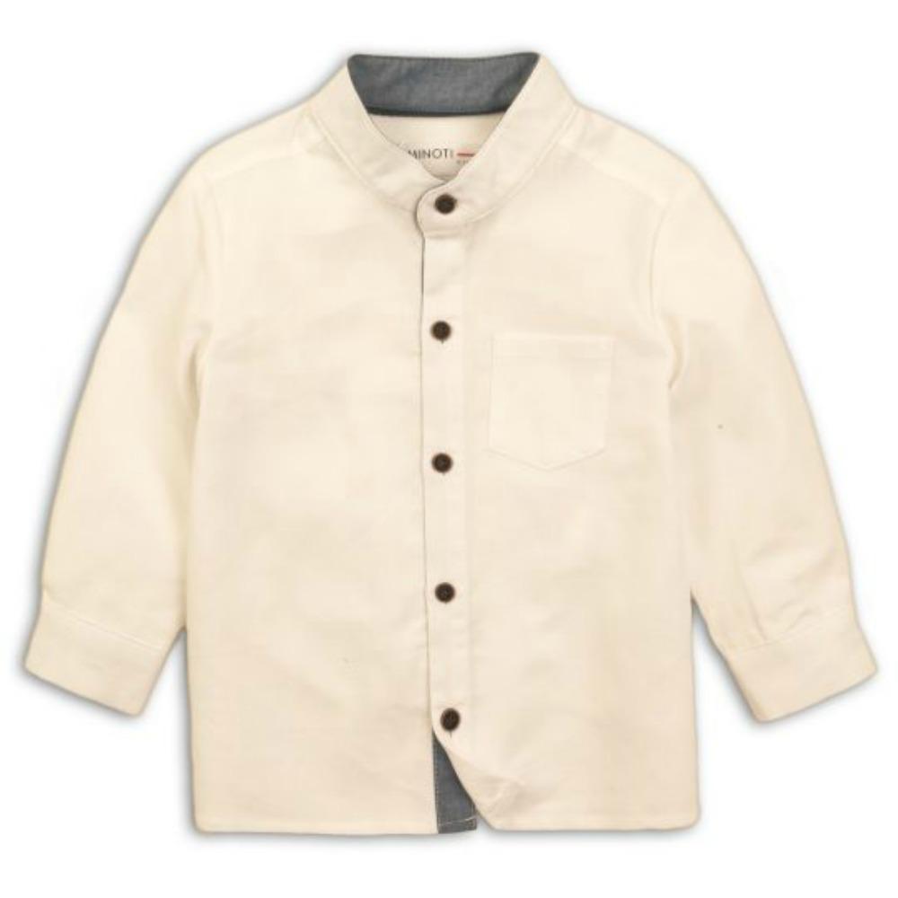 Camasa tunica cu maneca lunga Minoti Party imagine