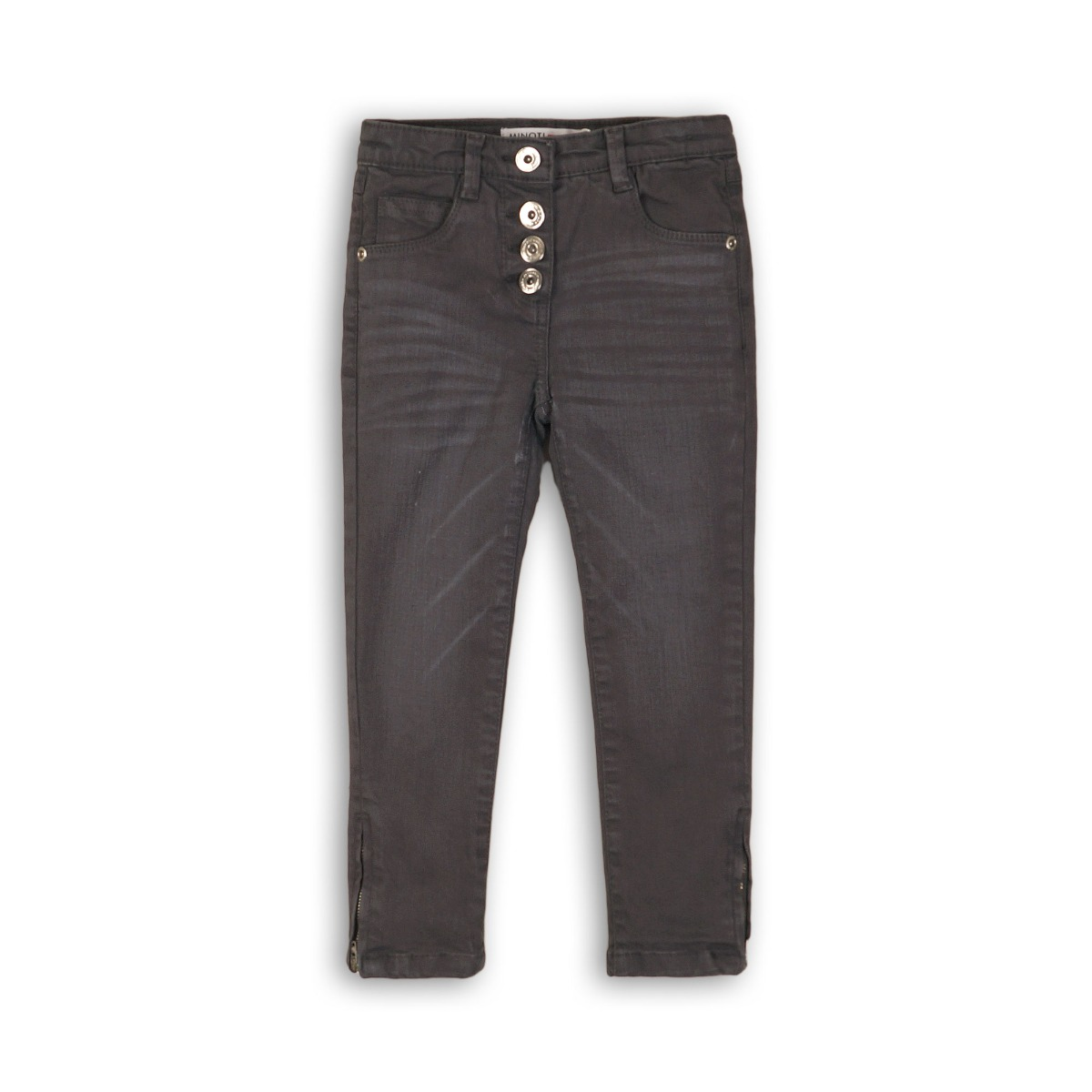 Pantaloni lungi cu buzunare si inchidere cu nasturi Minoti Wistful imagine