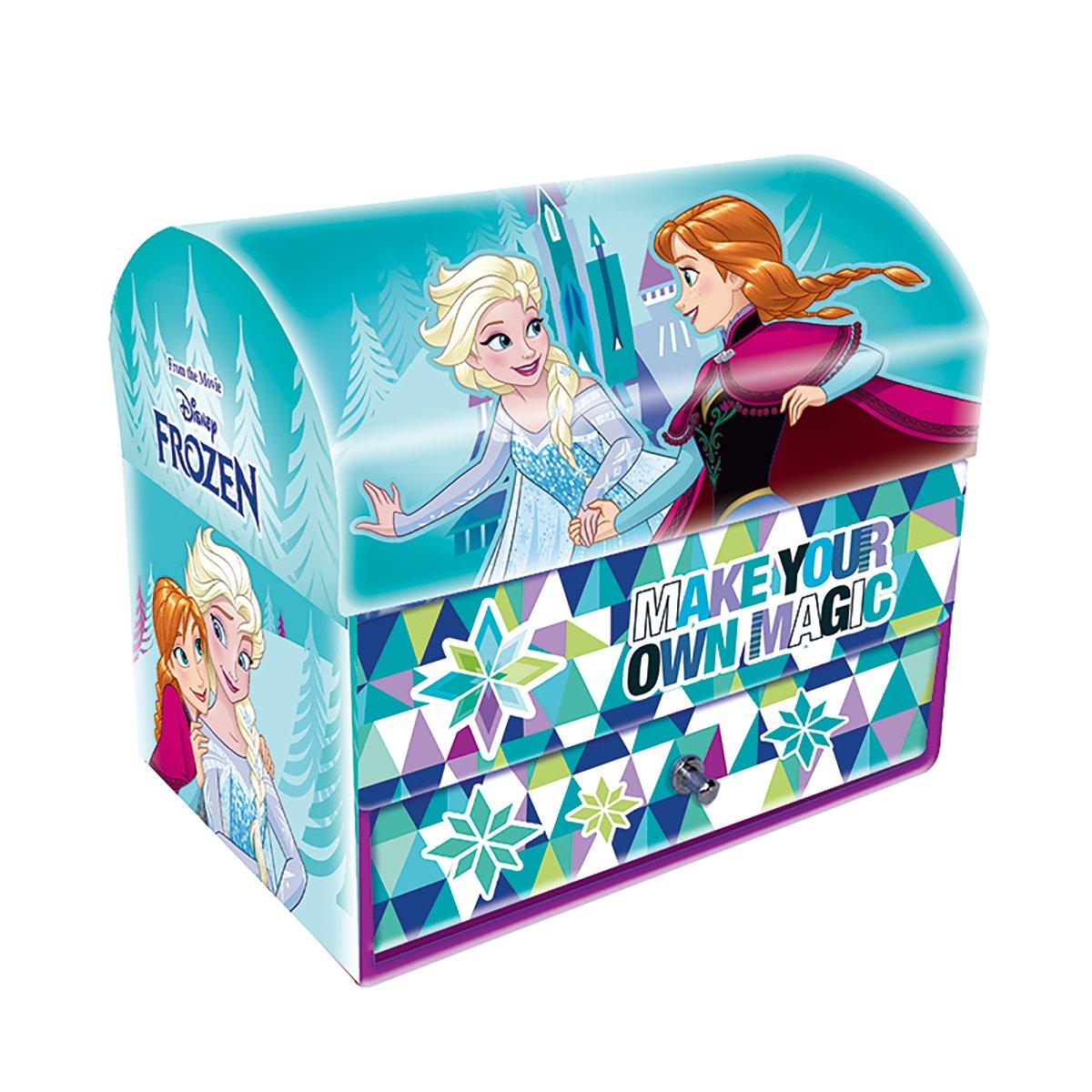 Cutie de bijuterii din carton Starpak, Disney Frozen